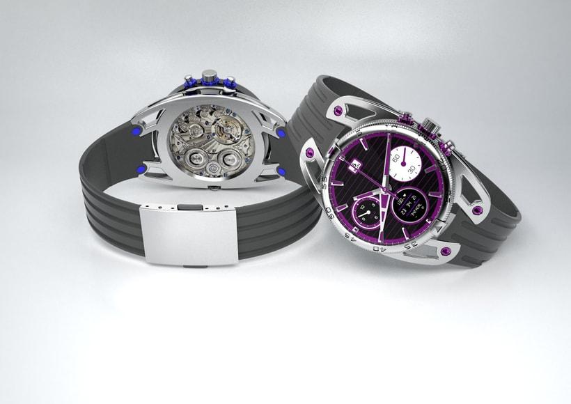 Familia relojes náuticos 6