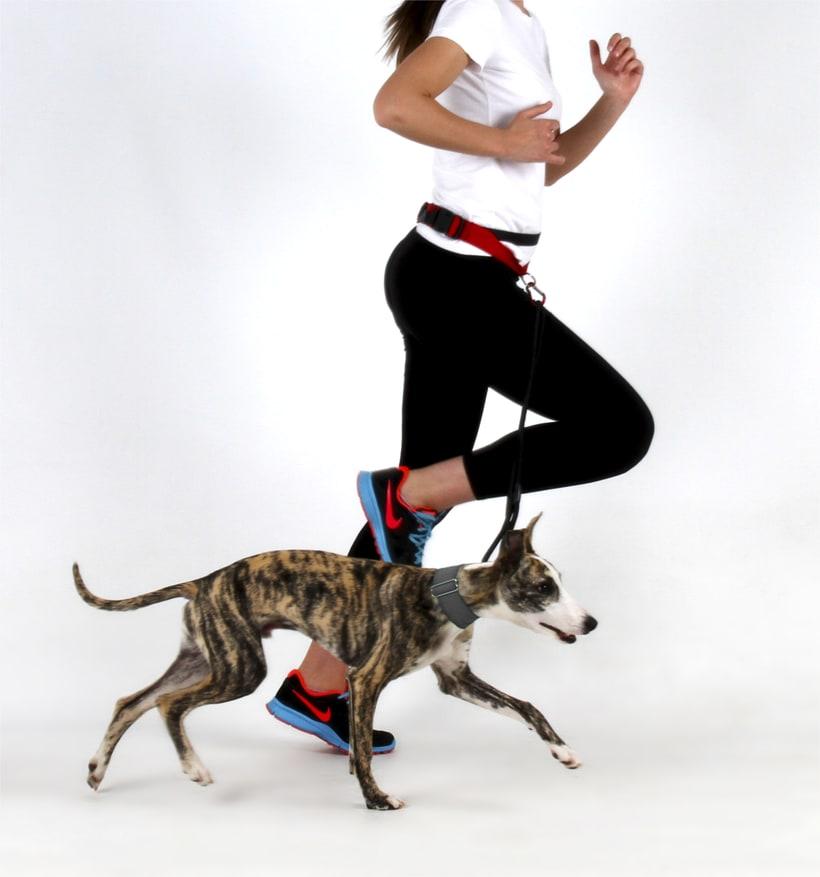 Correa para correr con el perro. Design Magazine BY Hector Serrano 0
