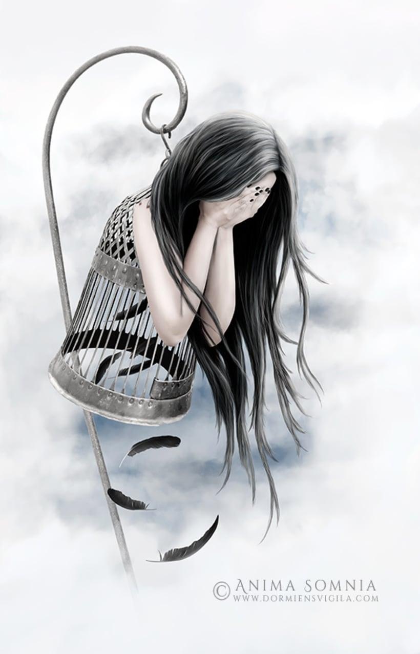 Raven Tears 0