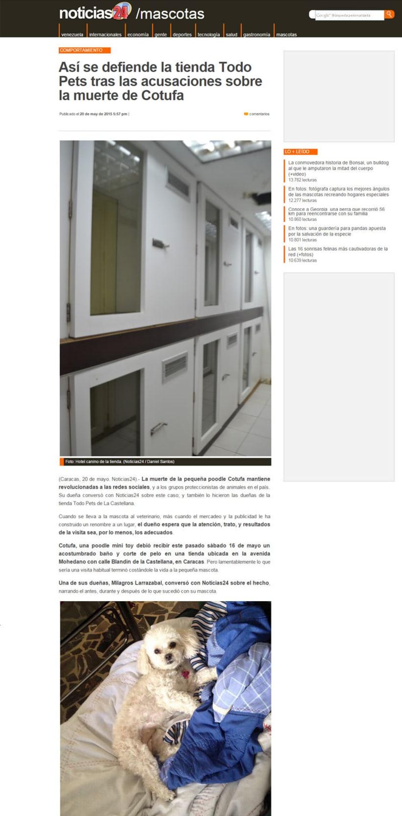 Redacción de contenido para Noticias24.com -1