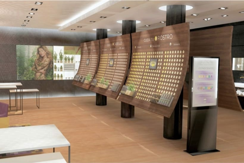 BIUTICAL - retail design concept  10