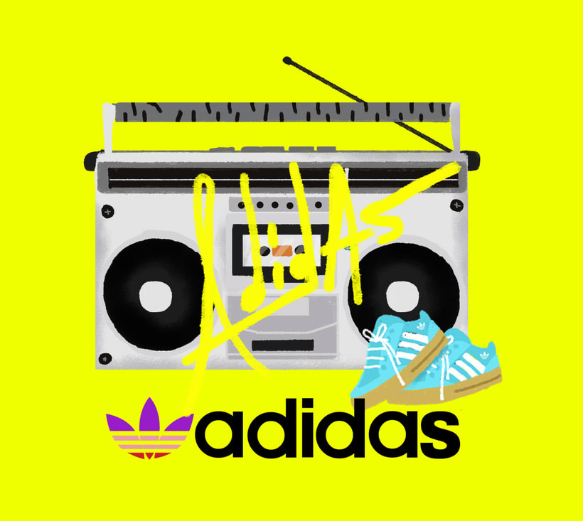 Adidas Style  0
