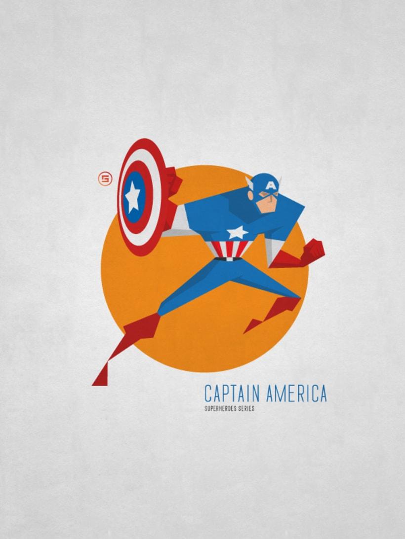 Minimal Superheroes 0