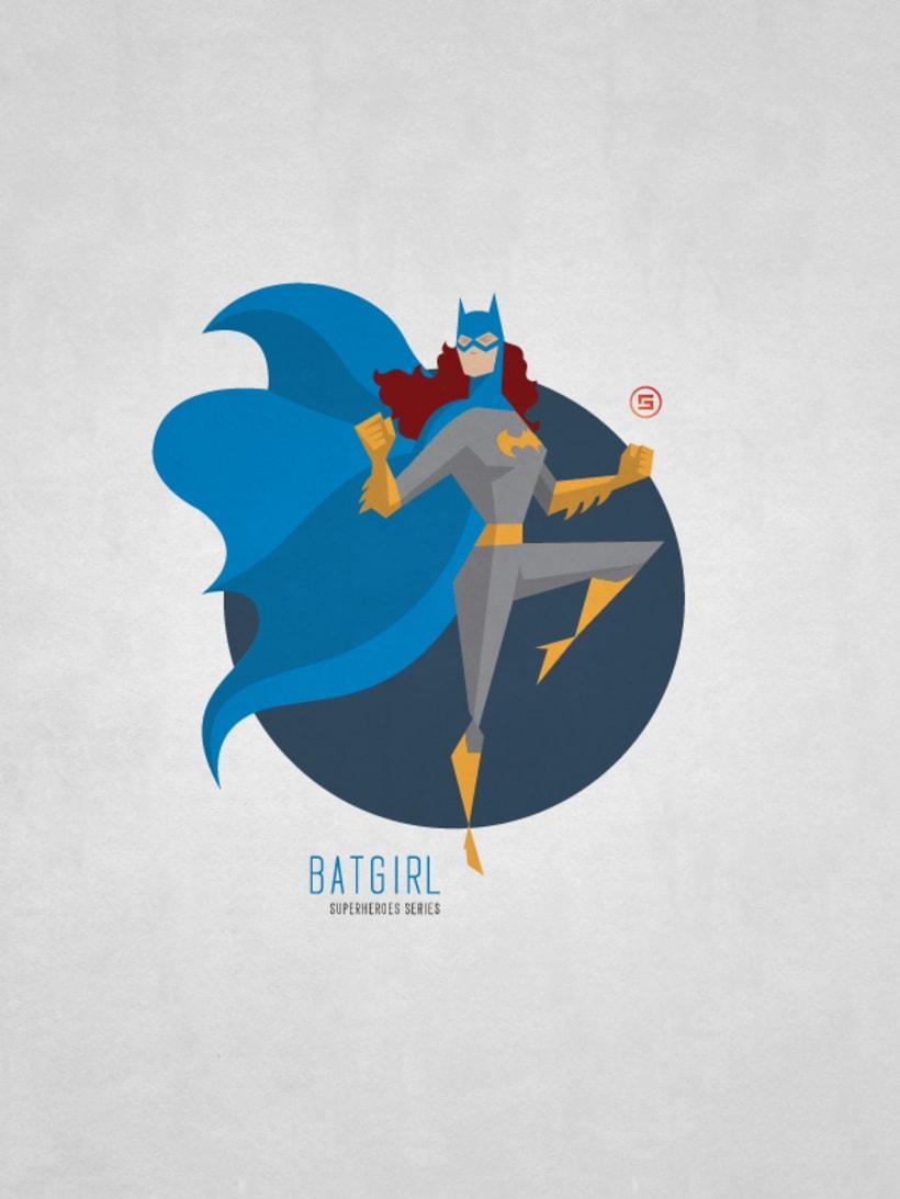 Minimal Superheroes 11