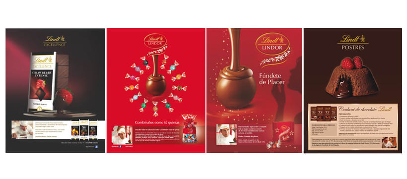LINDT Chocolate Suizo  4