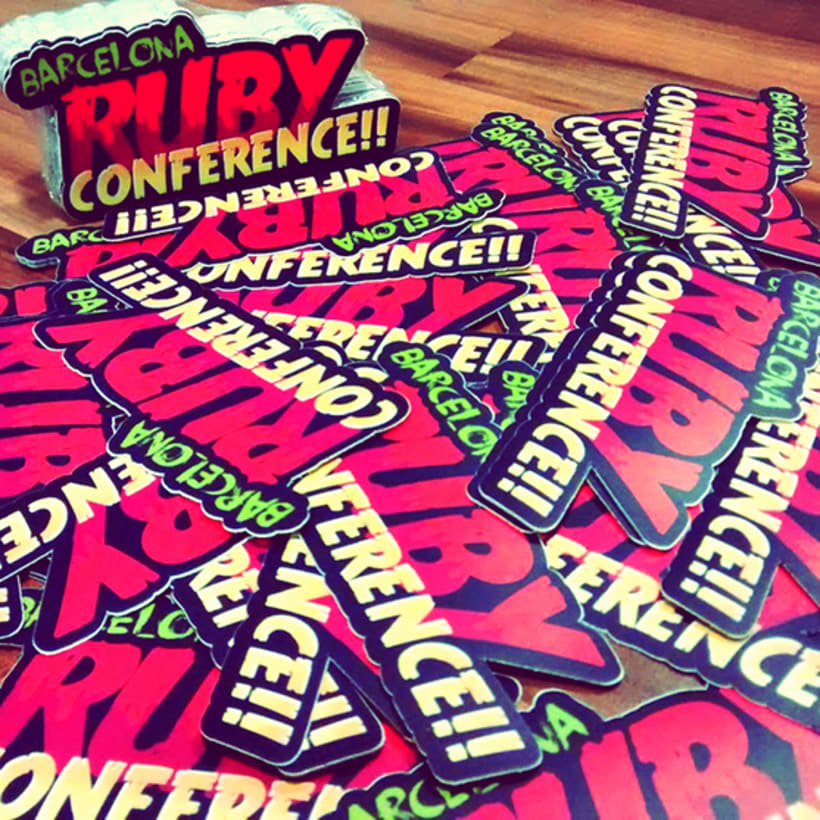 Barcelona Ruby Conference Zombie Edition 3