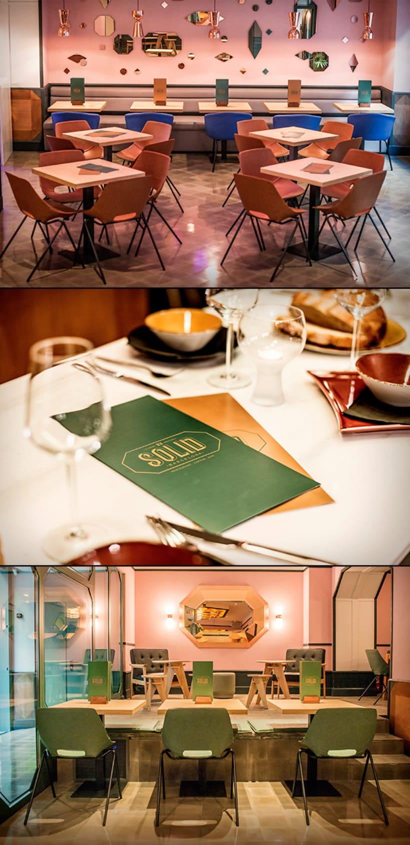 SOLID Restaurant Barcelona 3