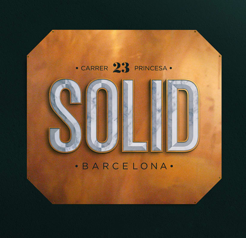 SOLID Restaurant Barcelona 0