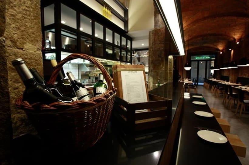Artesans Restaurant Barcelona 5