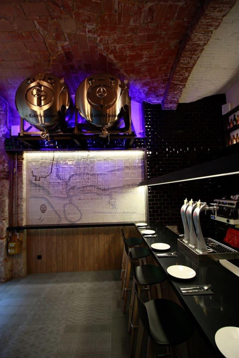 Artesans Restaurant Barcelona 6