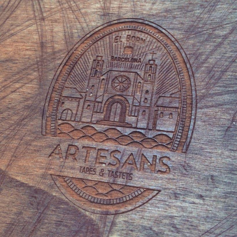 Artesans Restaurant Barcelona 1