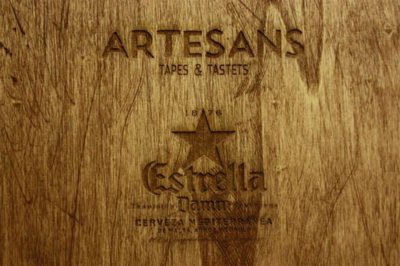Artesans Restaurant Barcelona 0