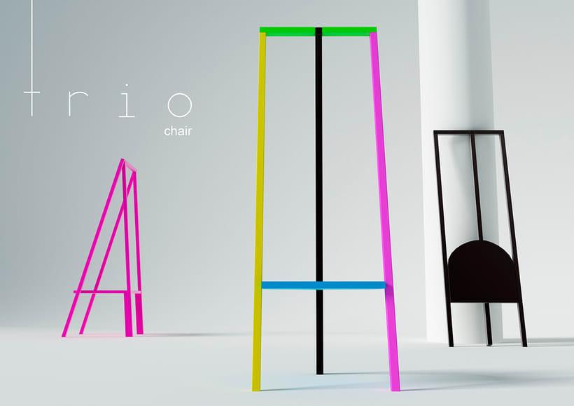 Silla Trio 0