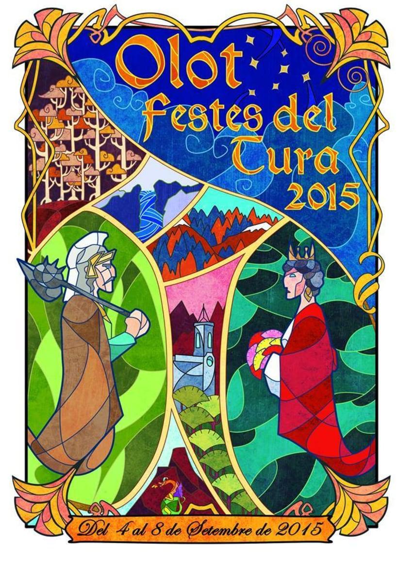 Olot, festes del Tura 2015 -1