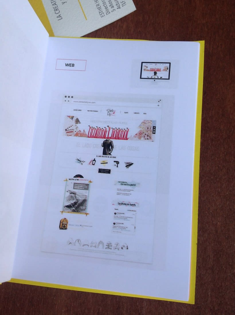 Branding personal - Portfolio Edición Limitada 8