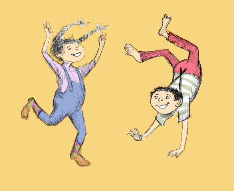 Children's Illustration Ina Böttger 10