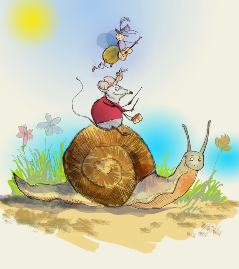 Children's Illustration Ina Böttger 5