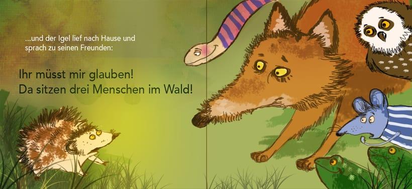 Children's Illustration Ina Böttger 9