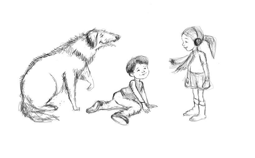 Children's Illustration Ina Böttger 20