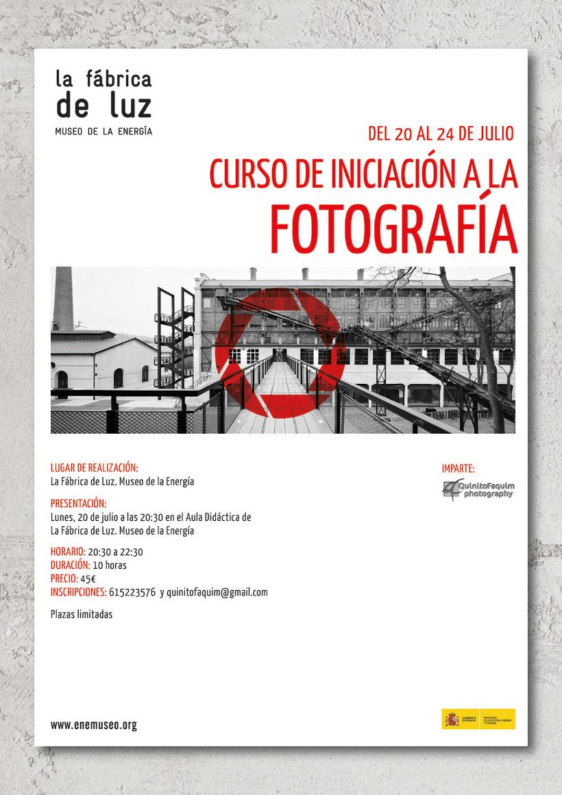 Materiales gráficos para promoción de eventos en el Museo 5