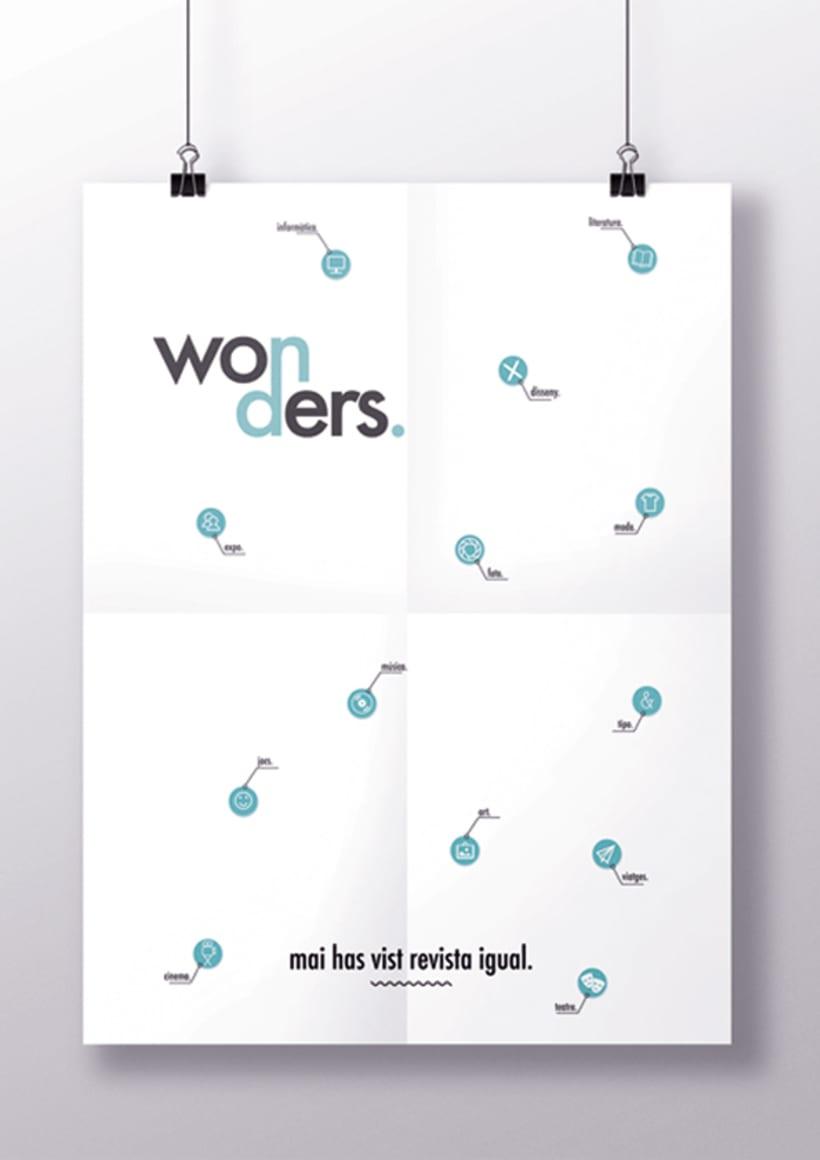 WONDERS.REVISTA. 1