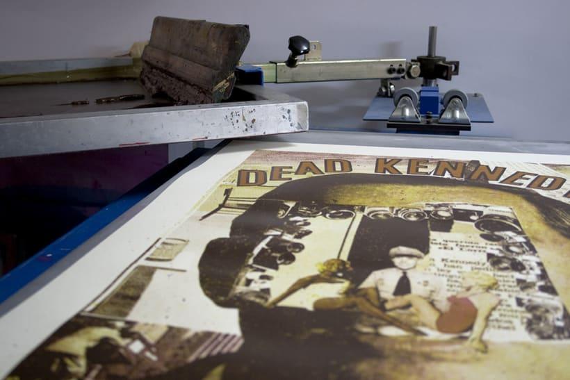 Dead Kennedys cartel de gira  9
