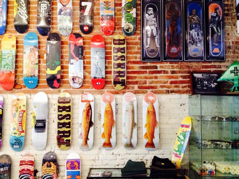 Rufus Skateboard 4