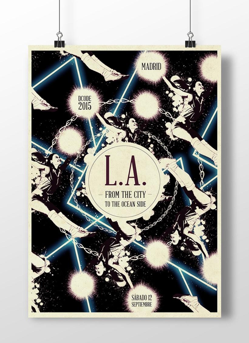 L.A. :: Dcode Festival 2015 1