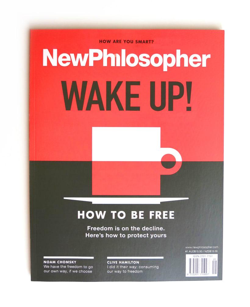 Portadas para New Philosopher 1
