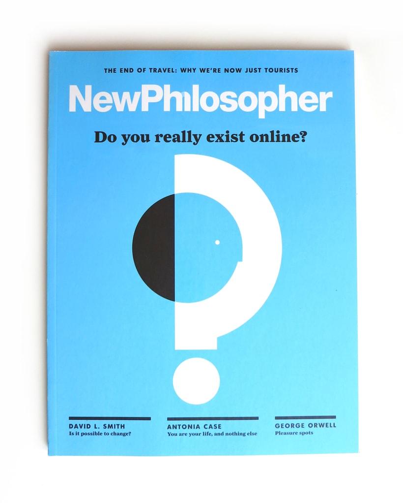 Portadas para New Philosopher 2