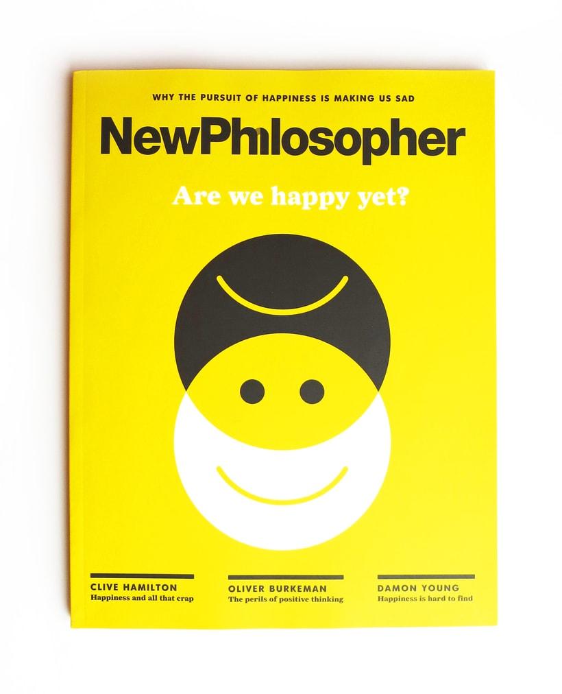 Portadas para New Philosopher 3
