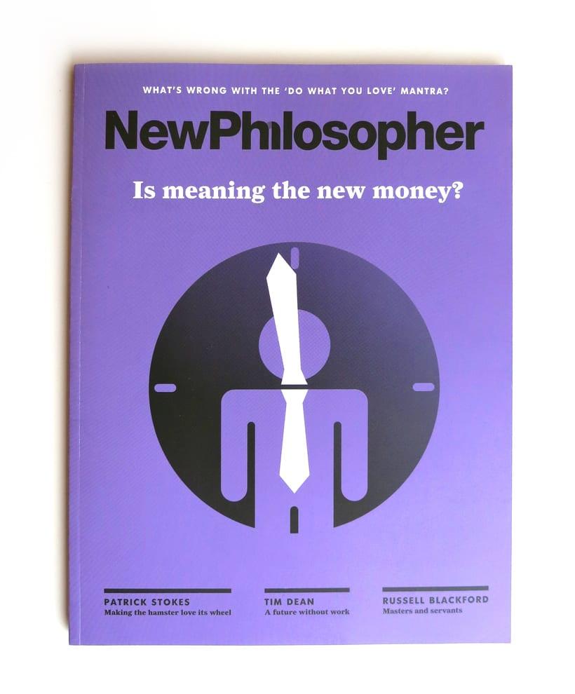 Portadas para New Philosopher 4
