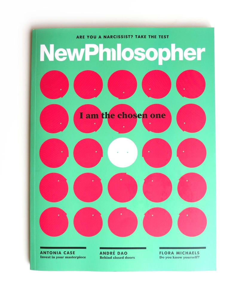 Portadas para New Philosopher 5
