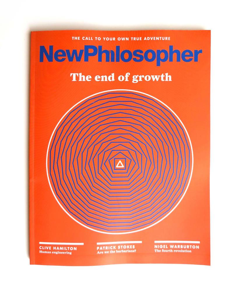 Portadas para New Philosopher 6