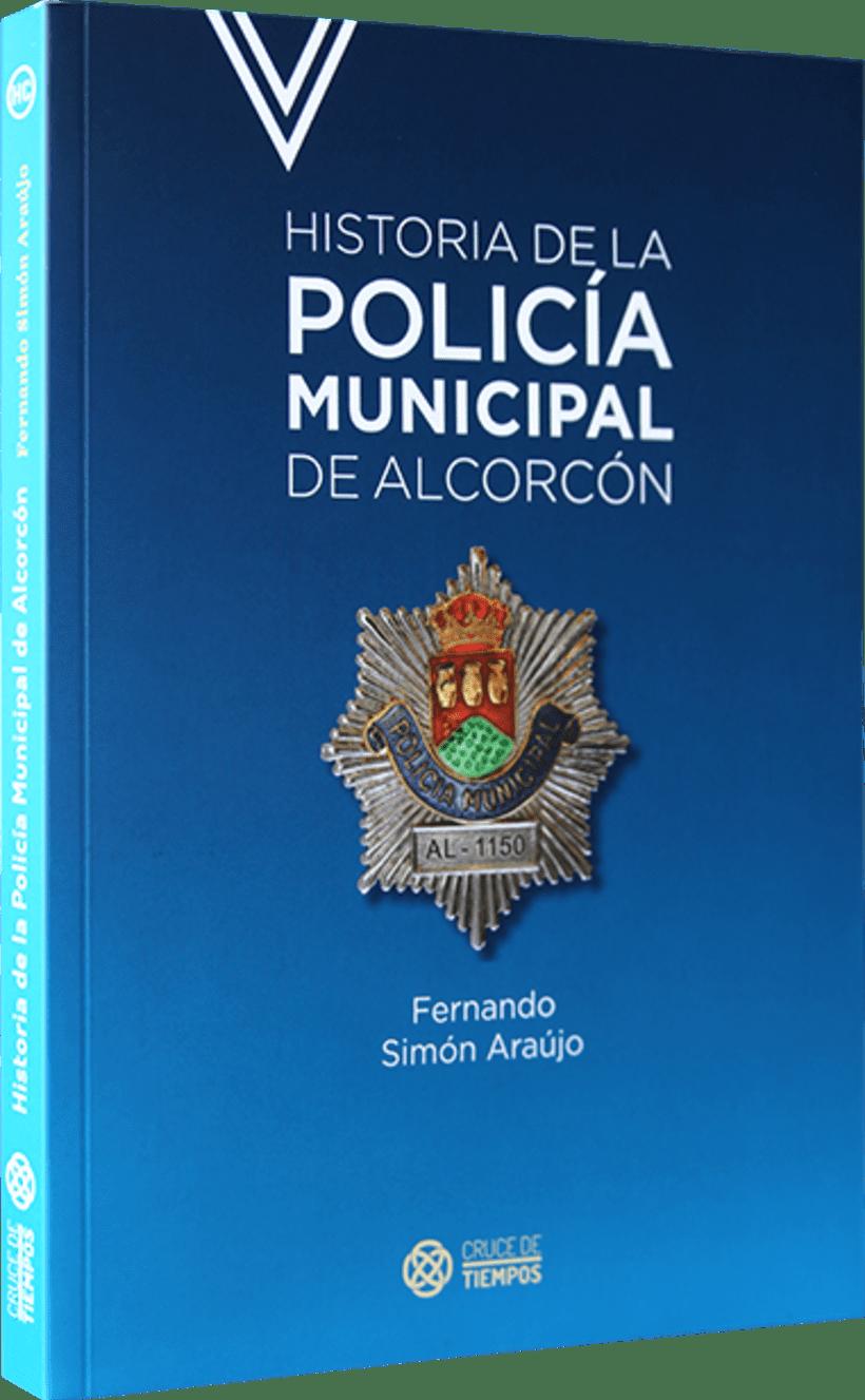 Historia de la policía de Alcorcón 0