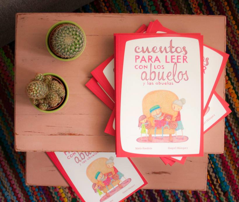 Cuentos para leer con los abuelos y las abuelas 3