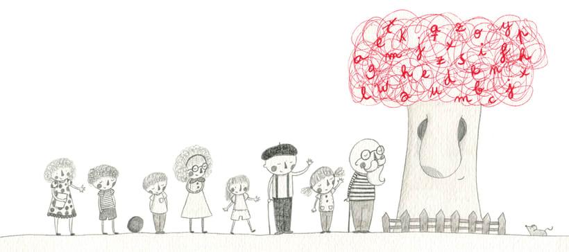 Palabra de árbol 6