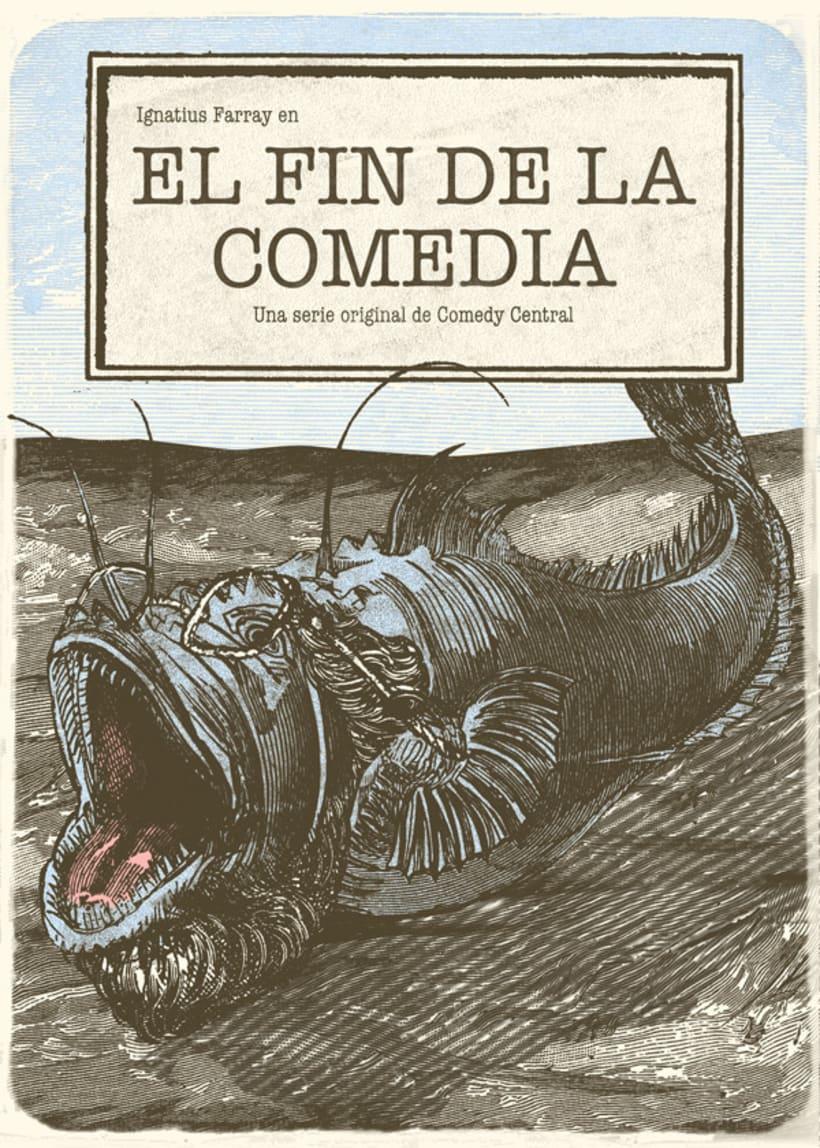El fin de la comedia 0
