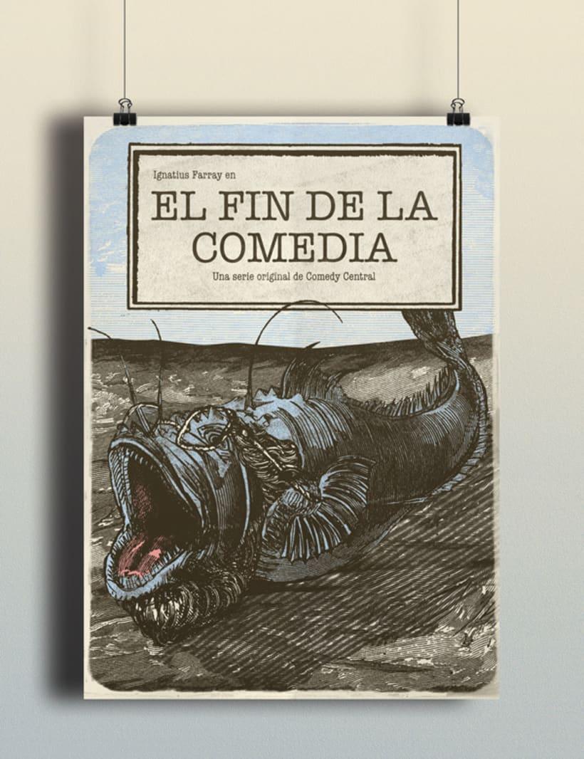 El fin de la comedia 6