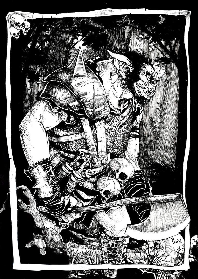 Ilustración Bugbear 0