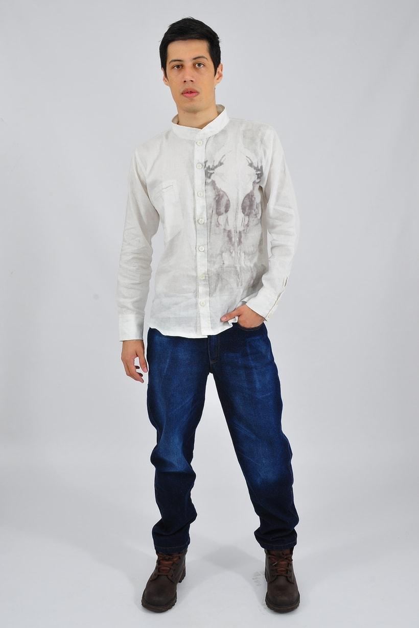 Diáfano/ Vestuario masculino 0