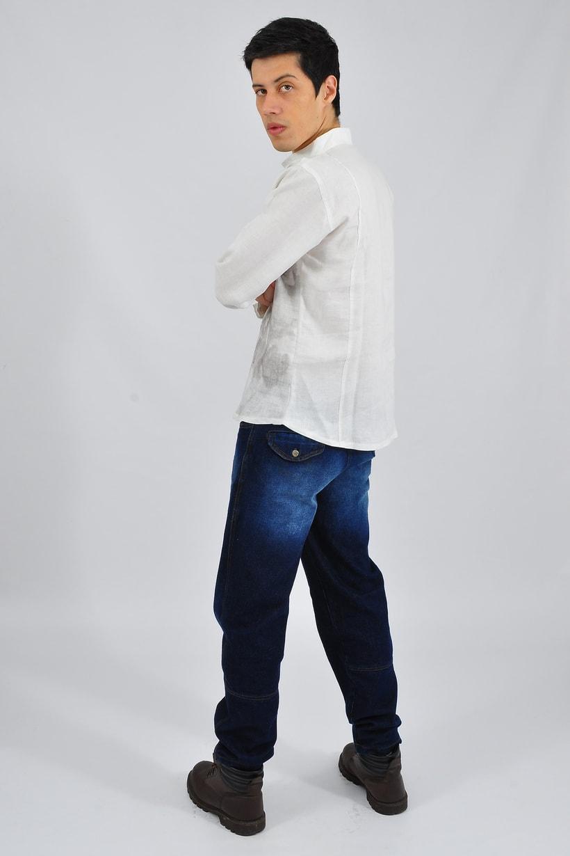 Diáfano/ Vestuario masculino 1