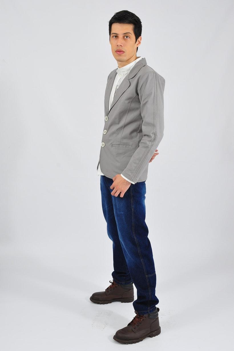 Diáfano/ Vestuario masculino 4
