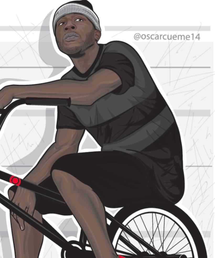 Galería de ilustraciones. (Óscar Quirós Martín) 10