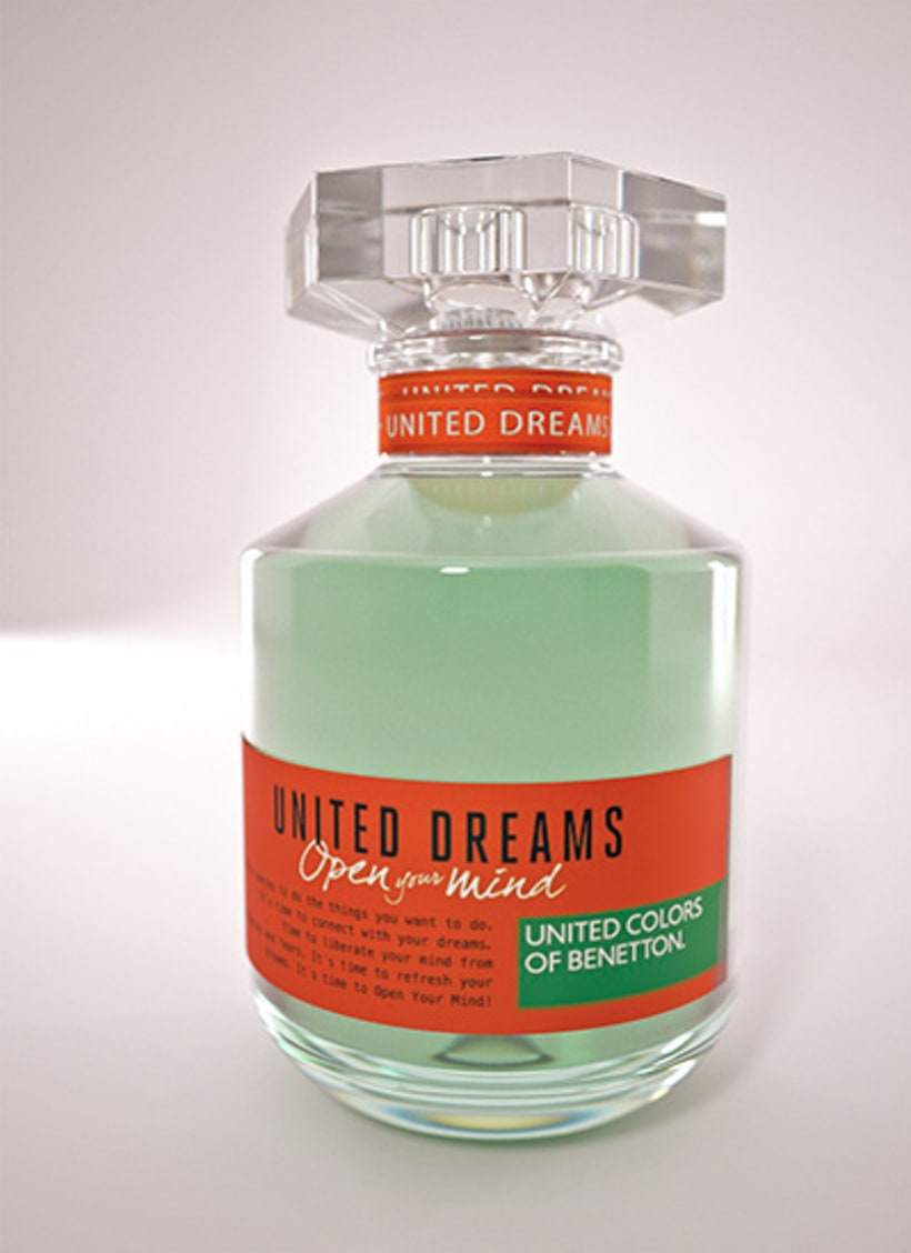 United Dreams by Benetton 1