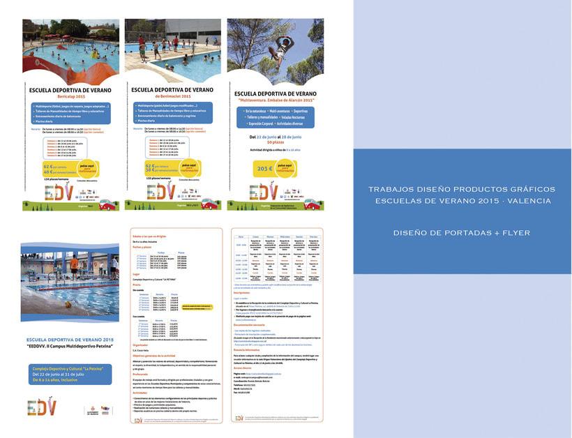 Proyectos para la Fundación Deportiva de Valencia -1