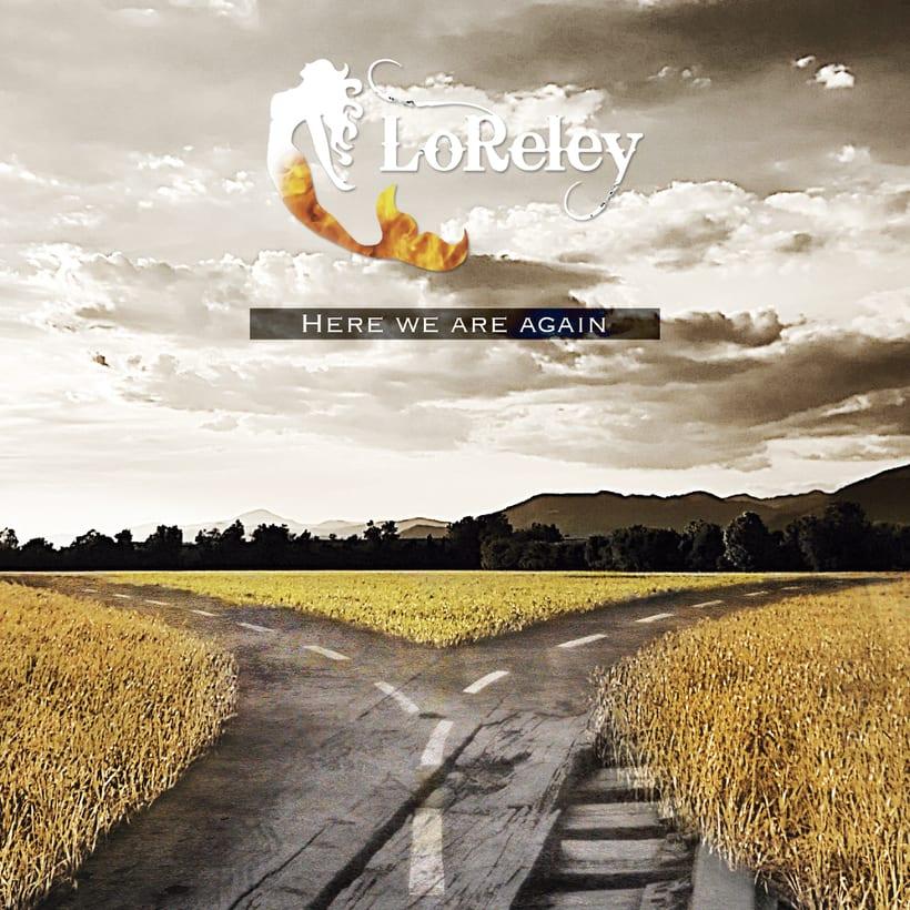 Diseño para grupo de música LORELEY 3