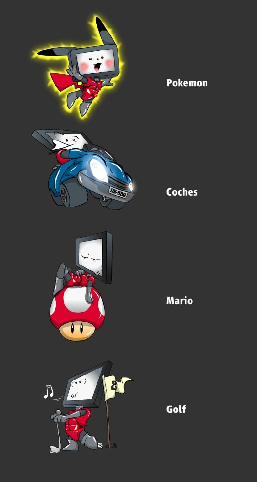 Diseño personajes 5