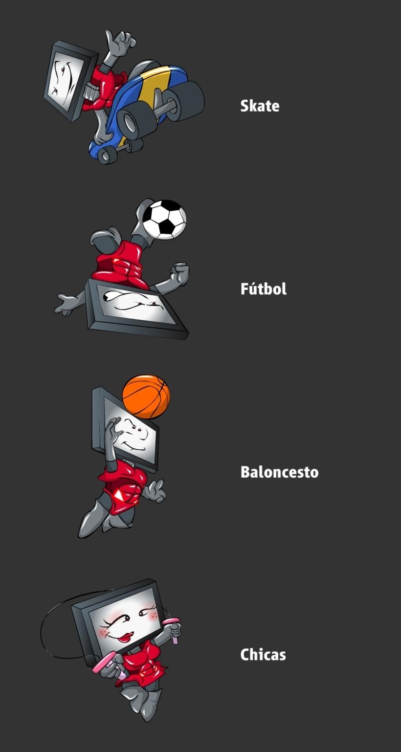 Diseño personajes 6
