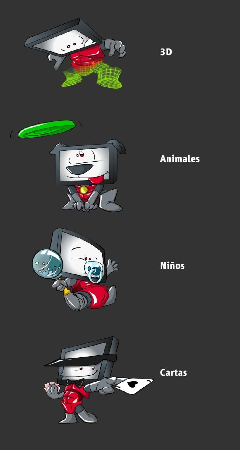 Diseño personajes 7
